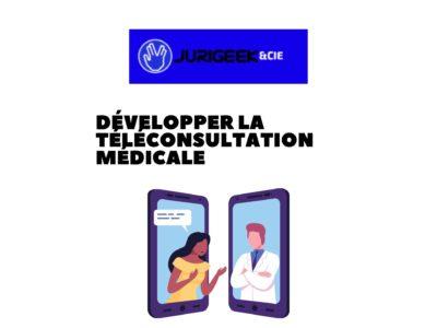 Démo Développer la téléconsultation médicale 2021